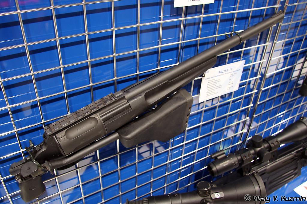 Ружье револьверное МЦ255-12 (MTs255-12)