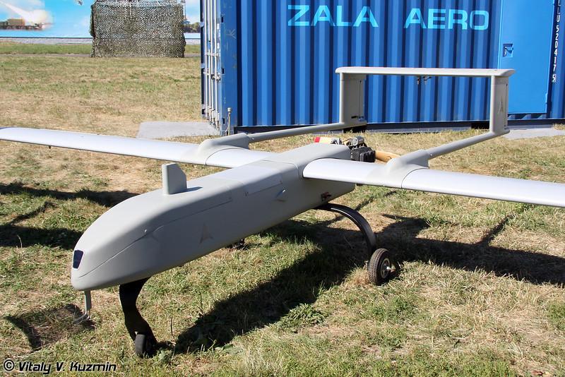 Новая разработка БПЛА ZALA 421-20 на основе модернизированного БПЛА ZALA 421-09 (New ZALA 421-20 - upgraded ZALA 421-09 UAV)