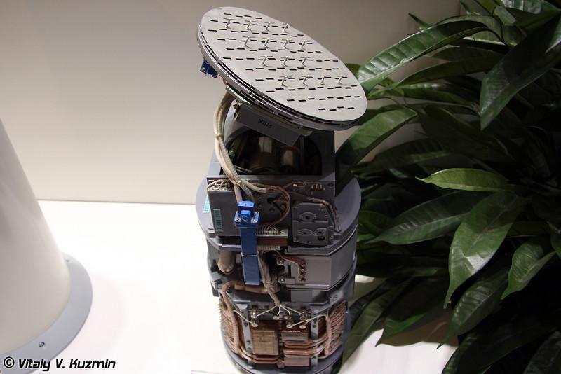 Активно-пассивная радиолокационная головка самонаведения (Active-passive missile self-guidance head)