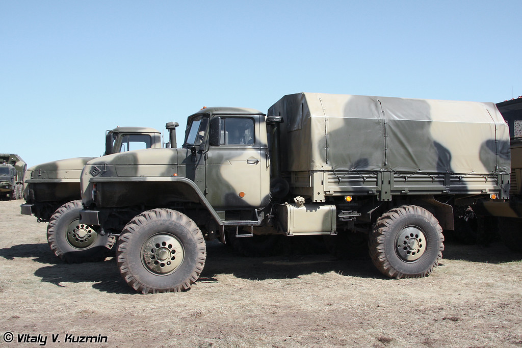 КАМАЗ-43269 Дозор (KAMAZ-43269 Dozor)