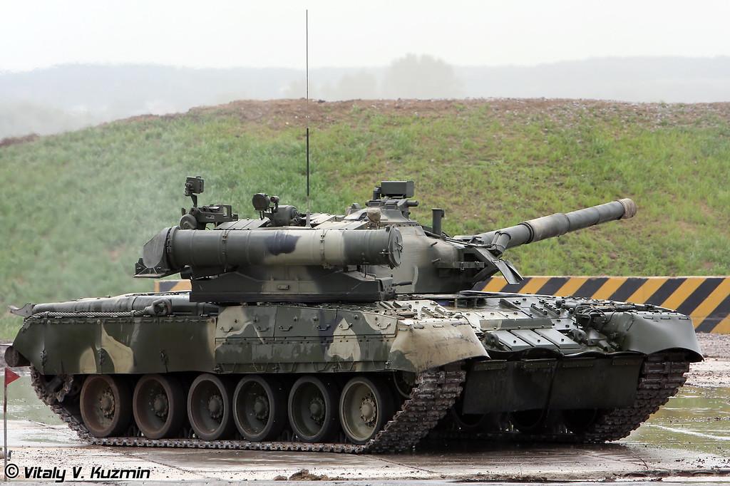 Т-80У (T-80U)