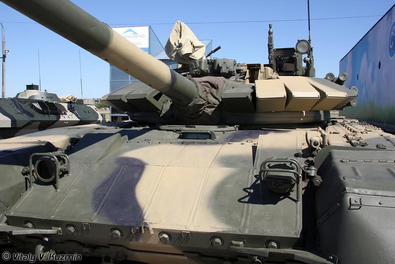 Модернизированный Т-72 (Upgraded T-72)