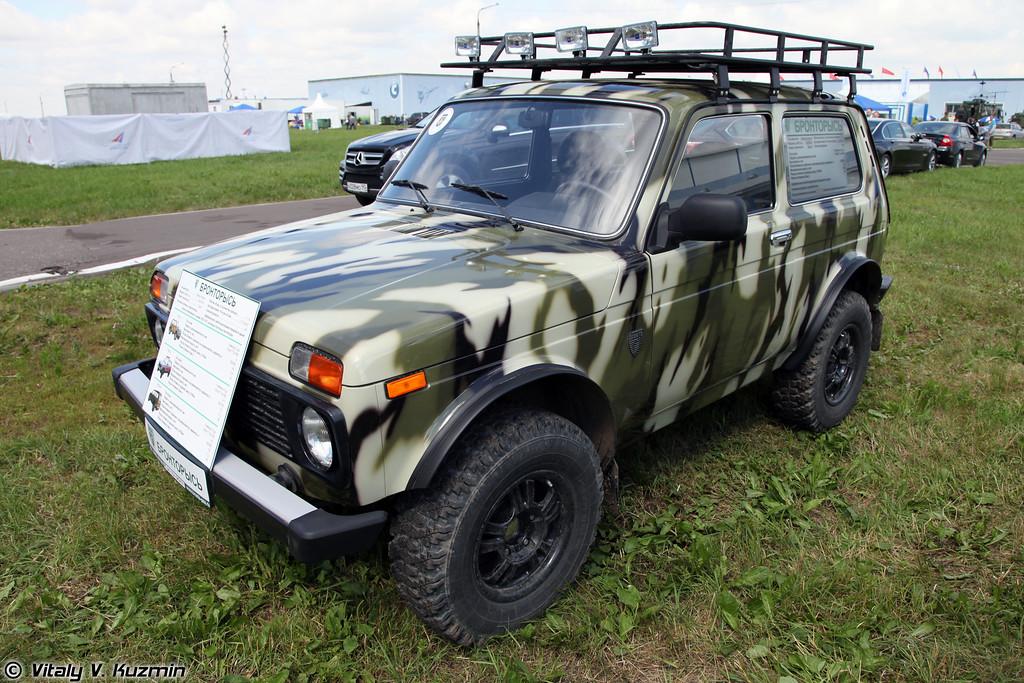 Бронто РЫСЬ-1 (Bronto Ris'-1)