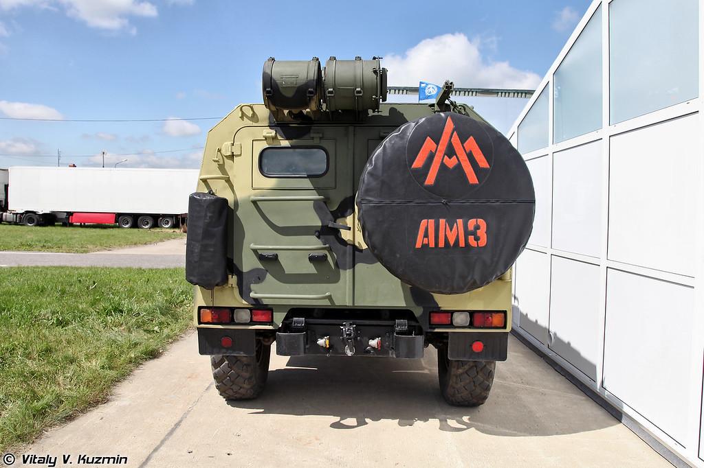 АМН 233114 Тигр-М (AMN 233114 Tigr-M)