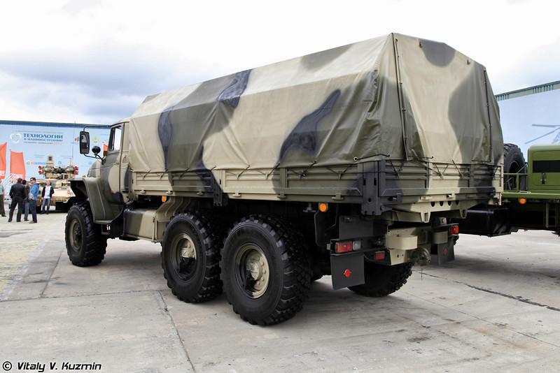 Урал-4320-0611-31 (Ural-4320-0611-31)
