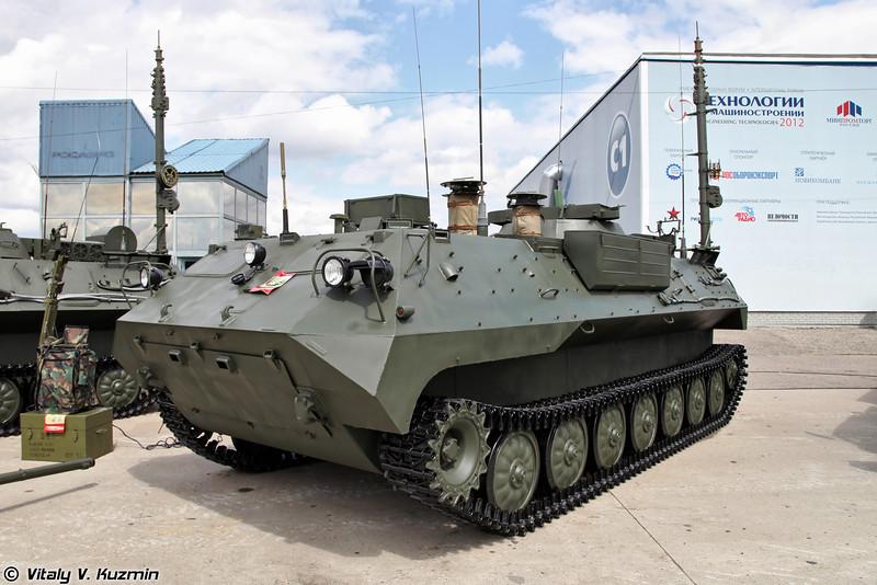 Еще один вариант модуля планирования 9С931 из состава Комплекта средств автоматизации Барнаул-Т (Another variant of 9S931 planning module for Barnaul-T air defence command system)