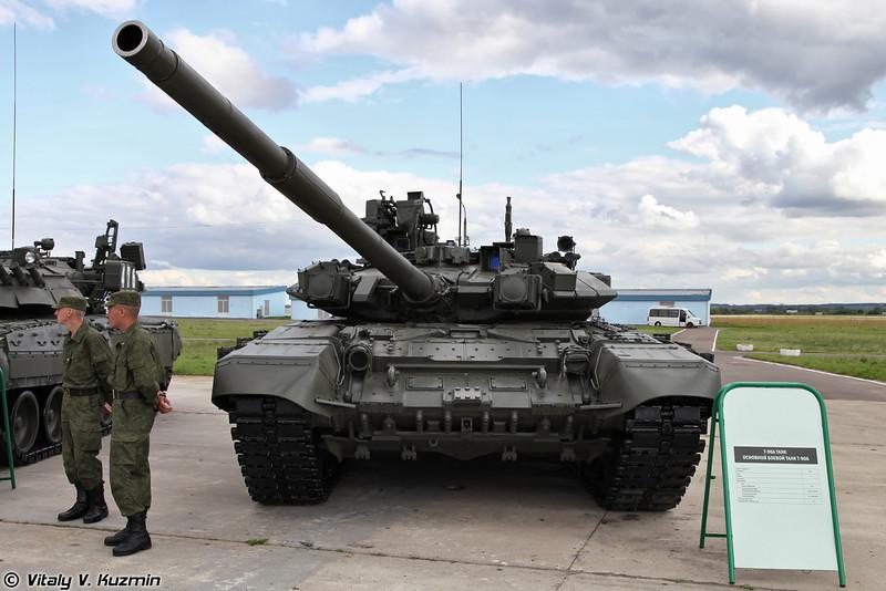 Основной боевой танк Т-90А (T-90A MBT)