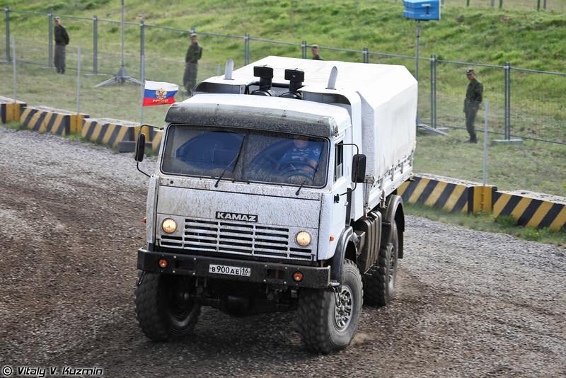 КАМАЗ-4911 Extreme (KAMAZ-4911 Extreme)