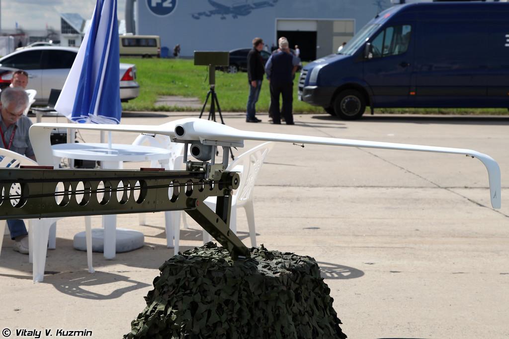 БПЛА Воздухоплаватель (Vozdukhoplavatel' UAV)