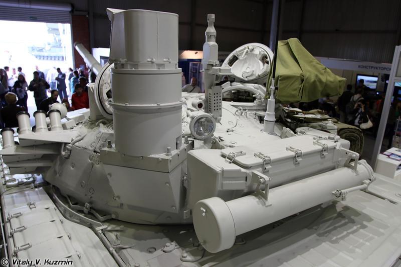 Танк Т-72Б1МС Белый орел (Upgraded T-72B1MS White eagle)