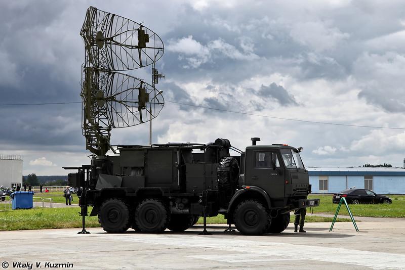 РЛС 35Н6 Каста (35N6 Kasta radar)