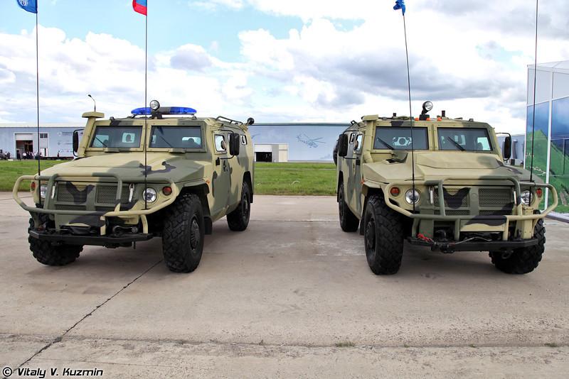 Специальные полицейские машины СПМ-2 и СПМ-2М (SPM-2 and SPM-2M)