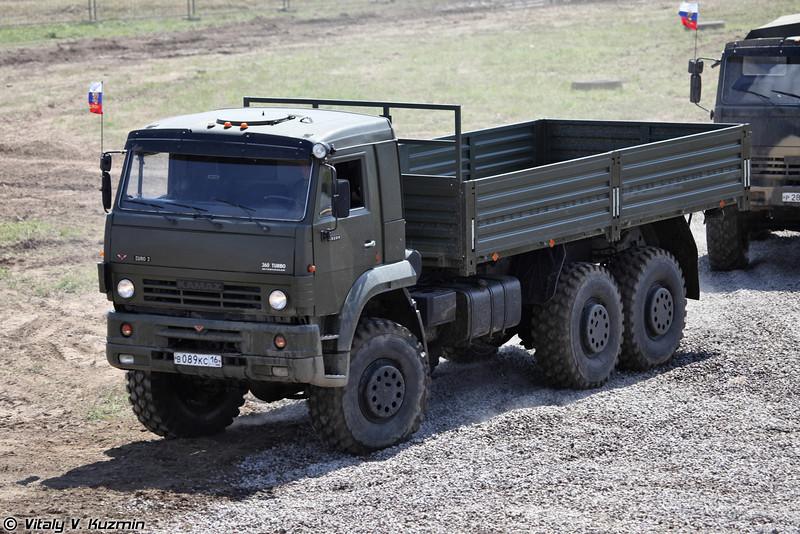 КАМАЗ-65224 (KAMAZ-65224)