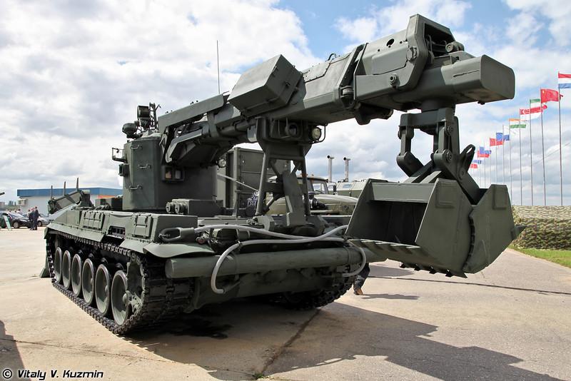 Инженерная машина разграждения ИМР-3М (IMR-3M armoured engineering vehicle)