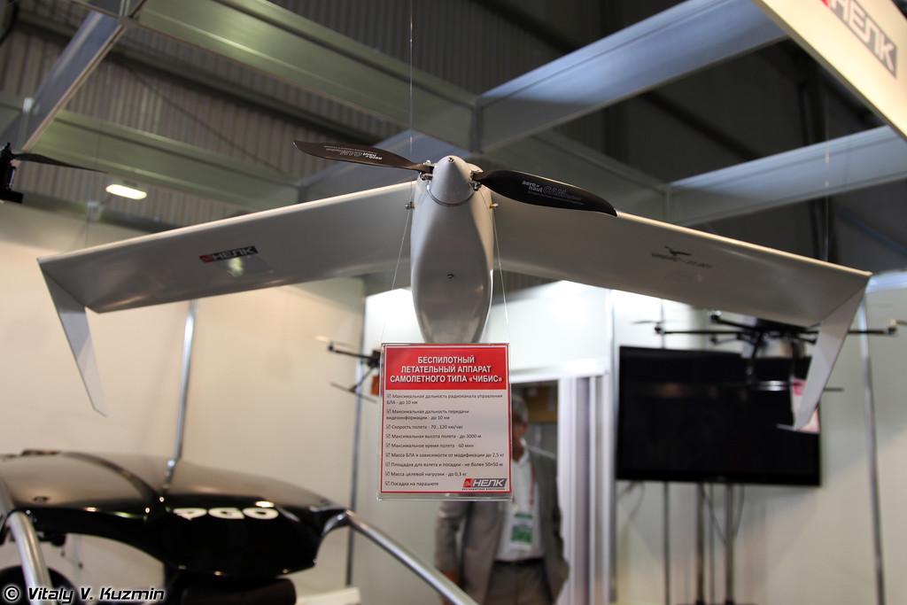 БПЛА Чибис (Chibis UAV)