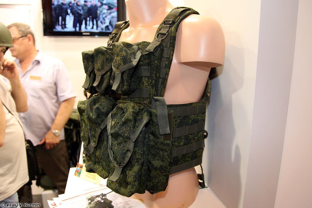 Боевой нагрудник 6Б46 (6B46 body armor)