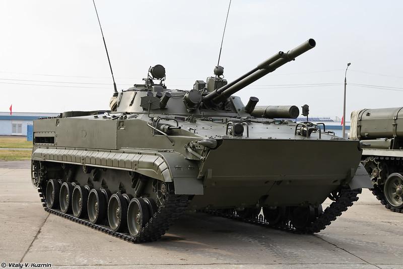БМП-3 (BMP-3 IFV)