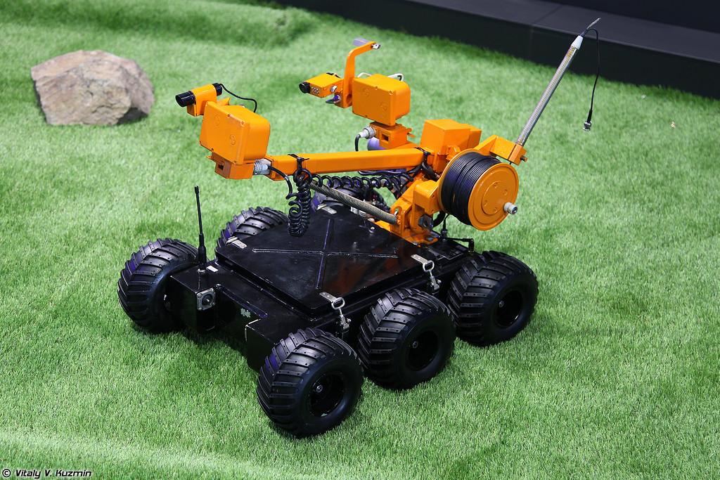 Робототехнический комплекс ТМ-3 (TM-3 robot)