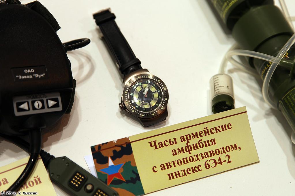 Часы 6Э4-2 (6E4-2 watch)