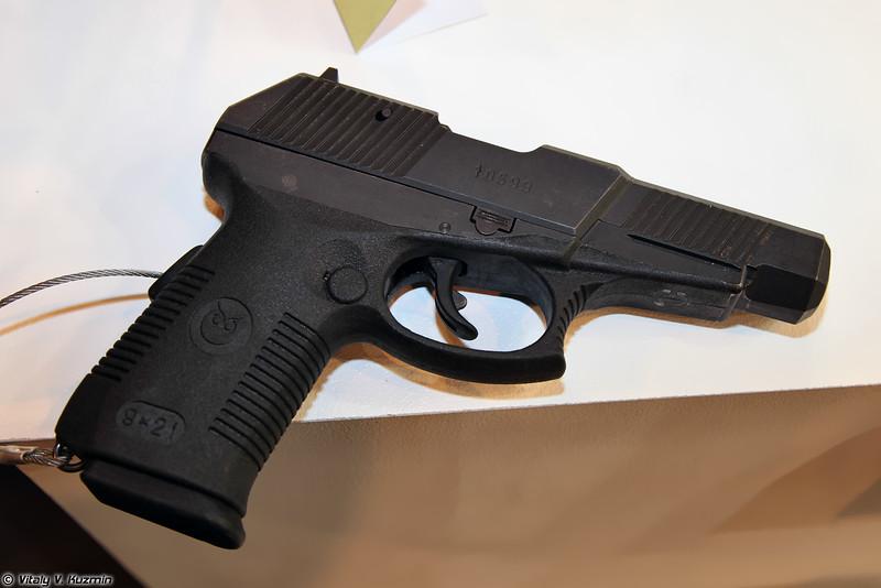 Пистолет СР1ПМ (SR1PM pistol)