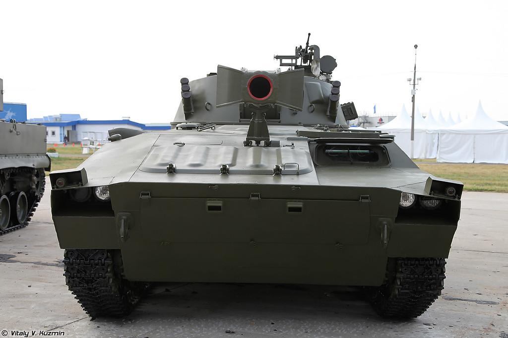 Самоходное артиллерийское орудие 2С34 Хоста (2S34 Khosta)