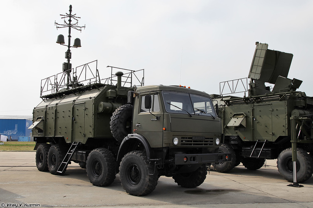 Модуль разведки 1Л265 (1L265 electronic intelligence system)