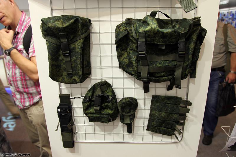 Жилет транспортный модульный 6Ш117 (6Sh117 vest)
