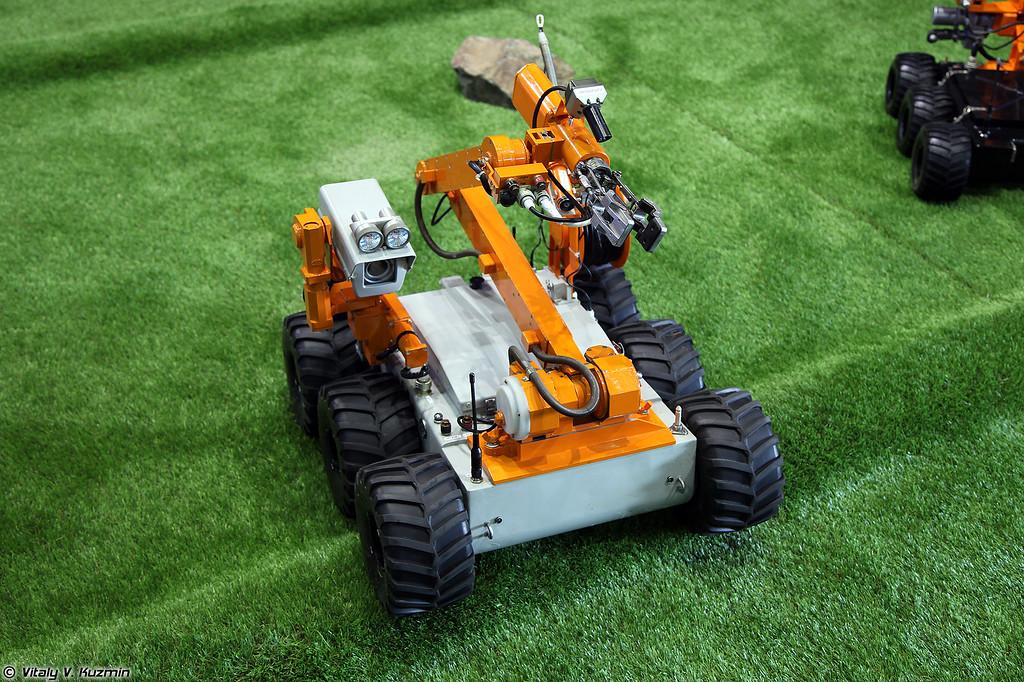 Робототехнический комплекс ТМ-5 (TM-5 robot)