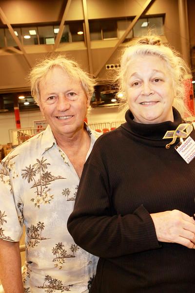 Gold Star parents Mr. & Mrs. Kitowski