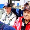WWII veterans James Brown, John Brown (not related)