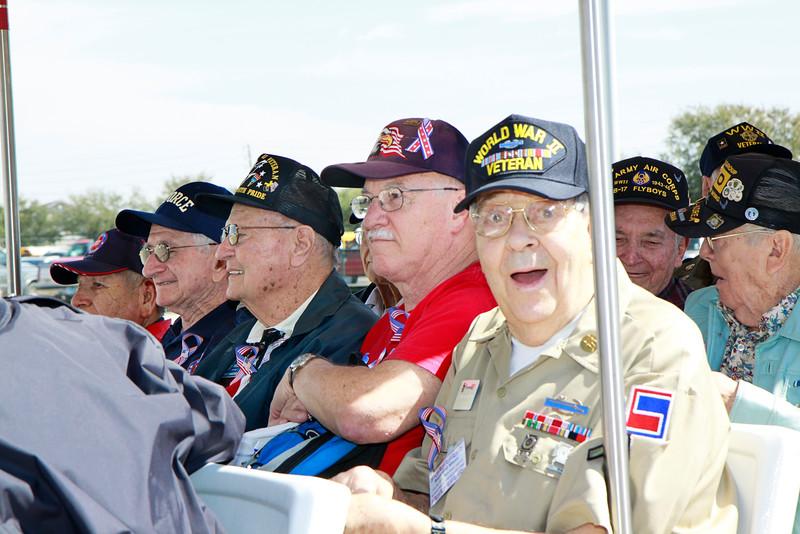 11Mar2 - HLSR Armed Forces Appreciation Day  - arrival 028