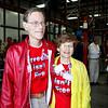 Mark Haskell, and Korean veteran Martha Haskell