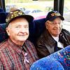 WWII veterans RB Kelly, Renard Kampstra