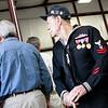WWII veteran John Laws