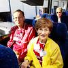 Mark Haskell and Korean veteran Martha Haskell