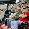 WWII veterans enjoy a day at the Houston Livestock Show and Rodeo