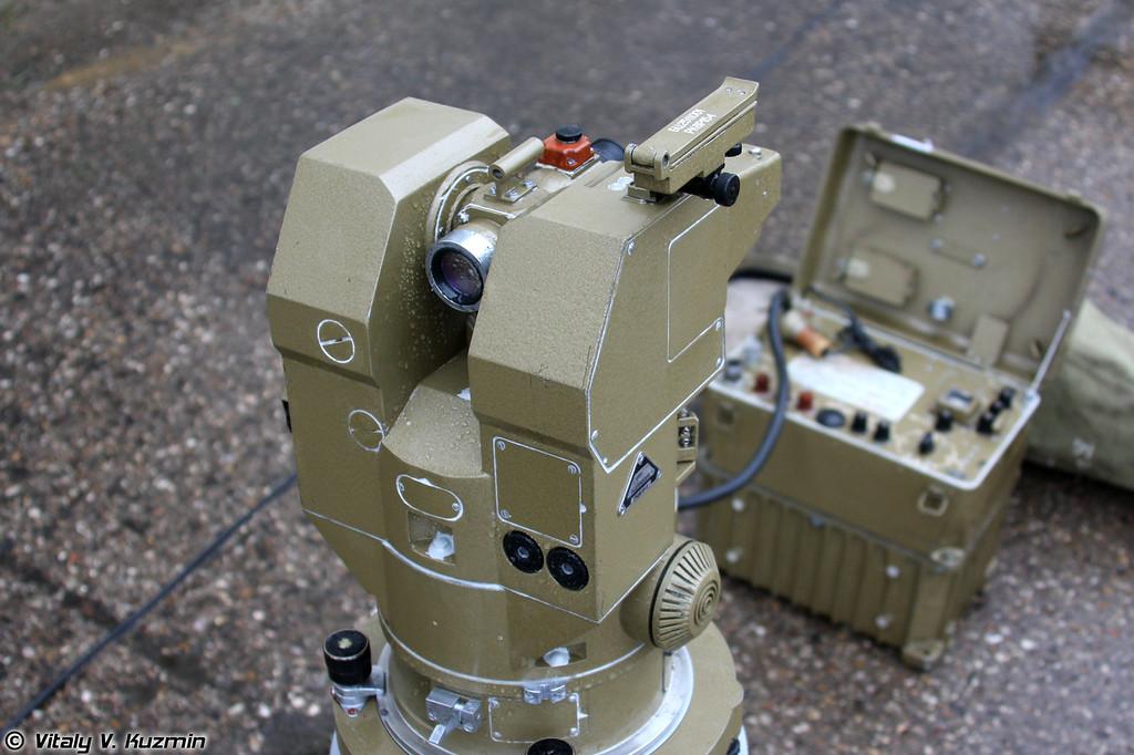 Артиллерийский гирокомпас 1Г17 (Artillery gyrocompass 1G17)