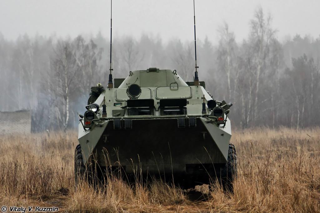 Командный пункт 9С912 Касательная (9S912 Kasatelnaya command vehicle)