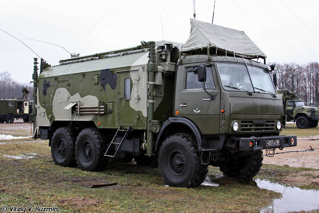 Радиостанция Р-166 (R-166 radiostation)