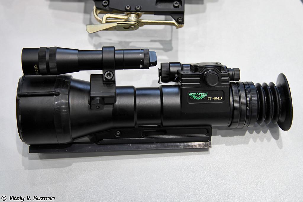 Прицел ночного видения InfraTech IT–404D (Night vision sight IT-404D)