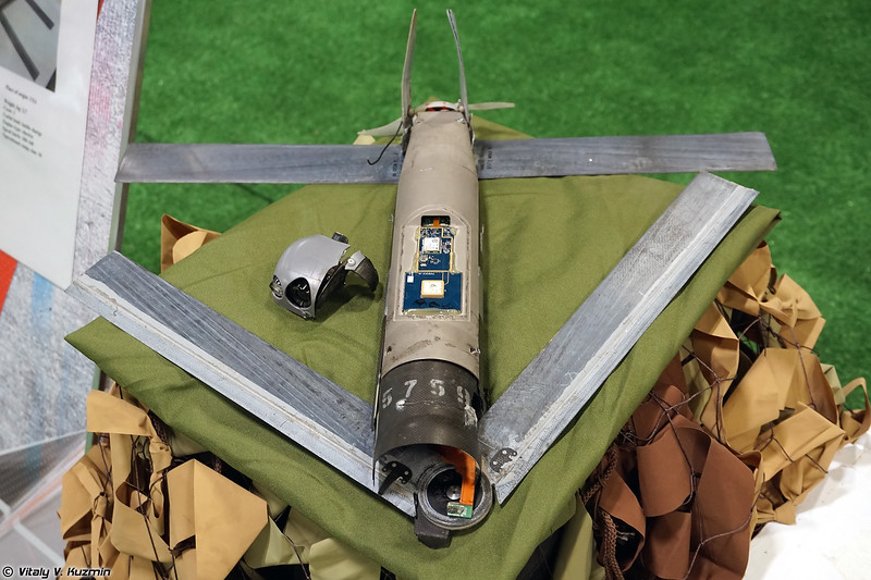 БПЛА Switchblade (Switchblade loitering munition)