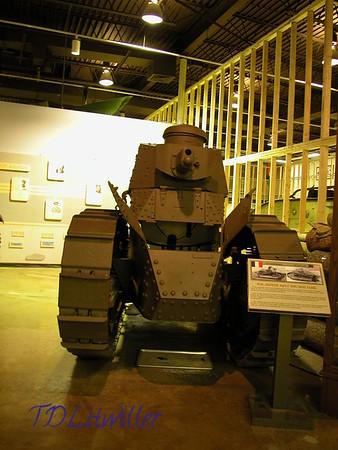 FT Knox Patton Museum