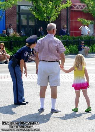 Farmington Memorial Day Parade 2010