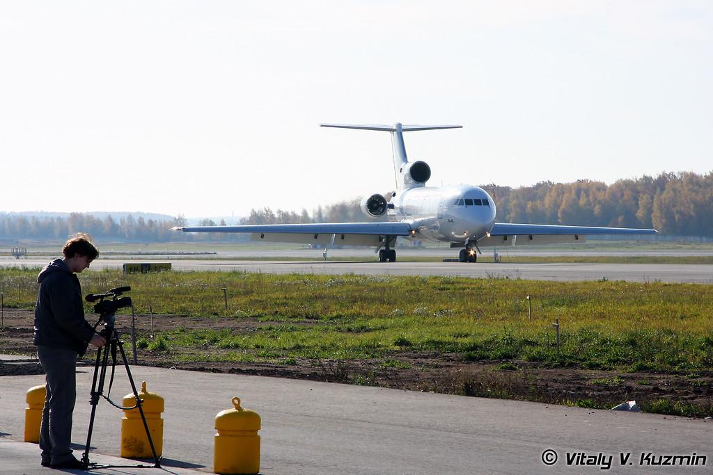Як-42 Donbassaero (Yak-42)