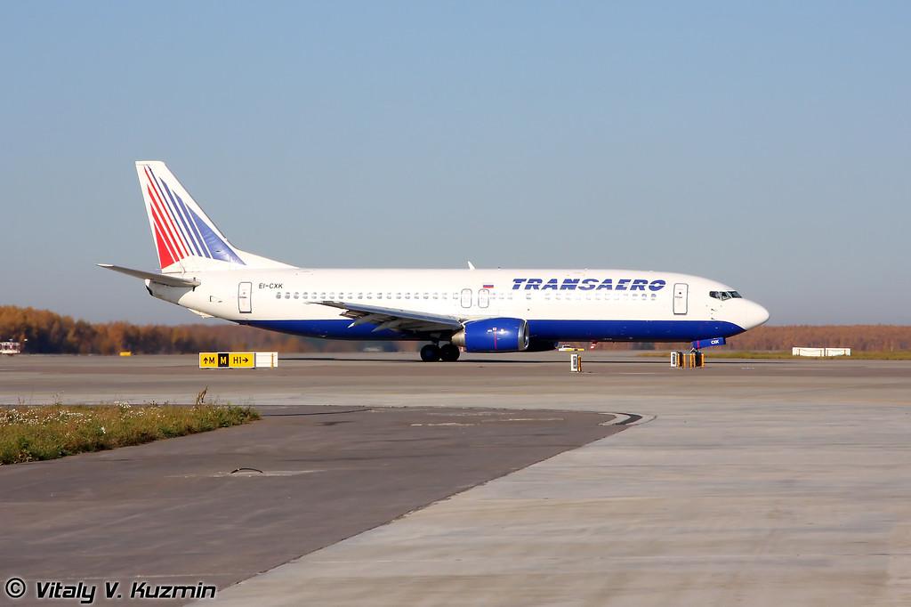 Boeing 737-4S3 Transaero