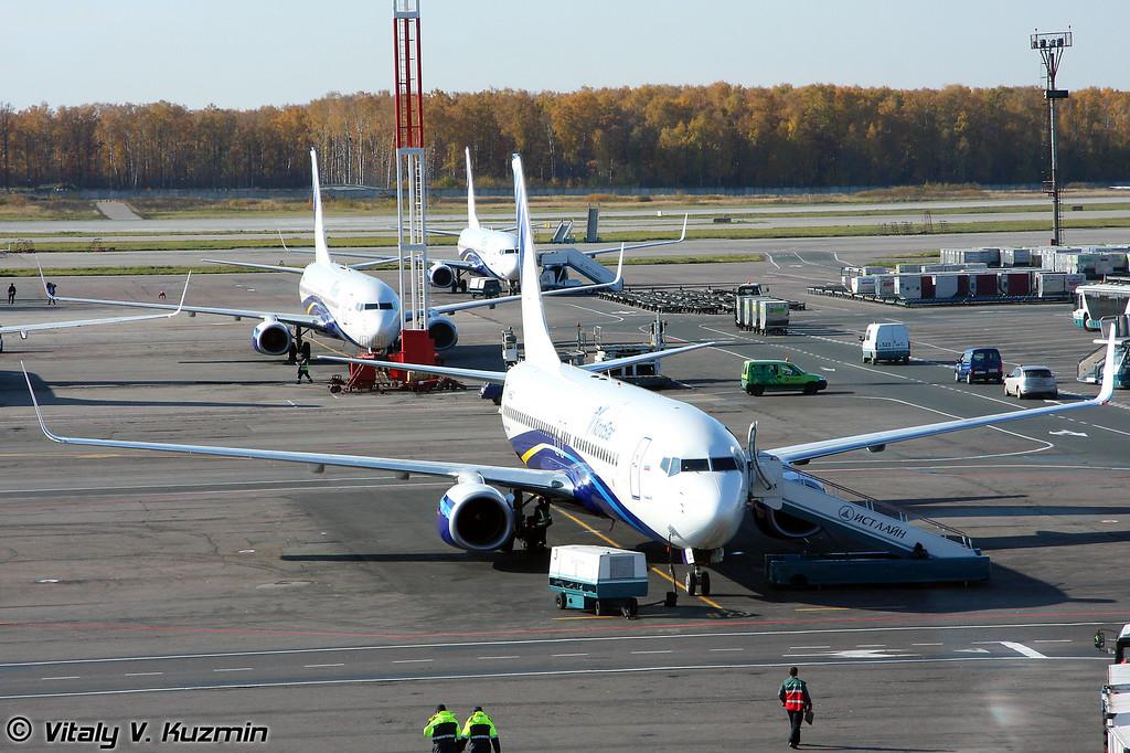Boeing 737-800 NordStar