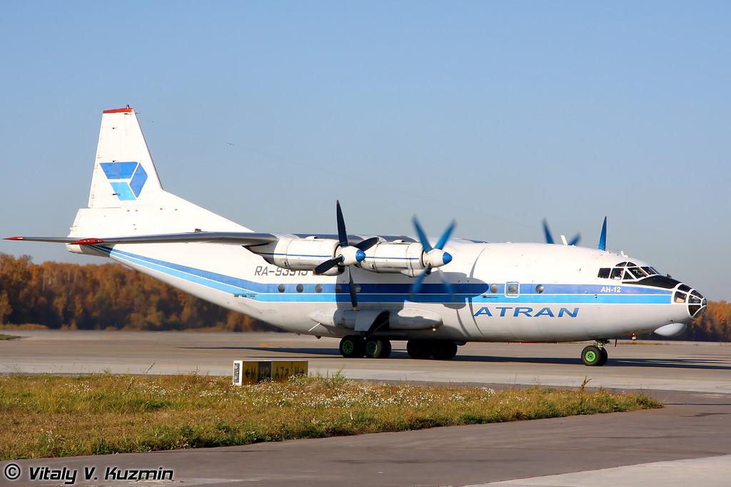 Ан-12 Atran (An-12 Atran)