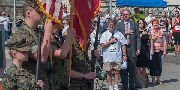 Fitchburg Patriots Day Program & 5K
