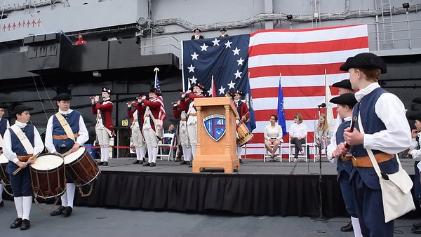 Another Fife & Drum musical number