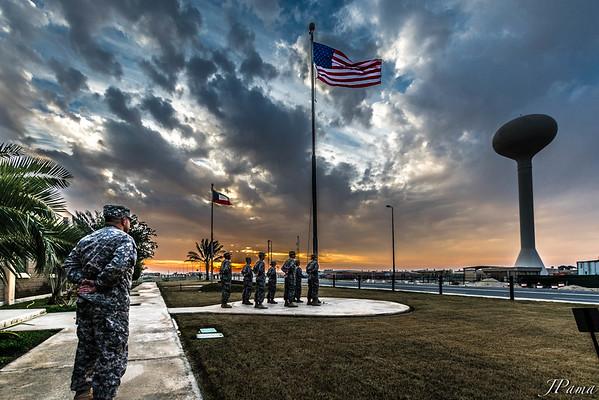 Flag Honors